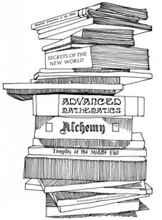 Books-©-Amber-Garnet-2010