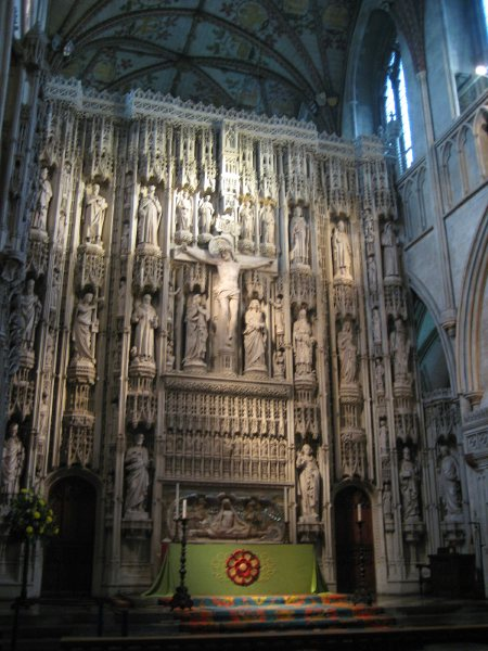 St Albans Abbey Cathedral 008
