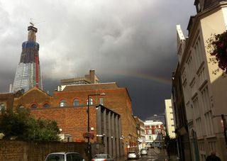 Rainbow-Shard-London-Bridge