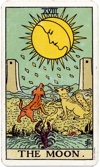 Solstice-moon-tarot