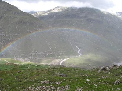 Manali-rainbow