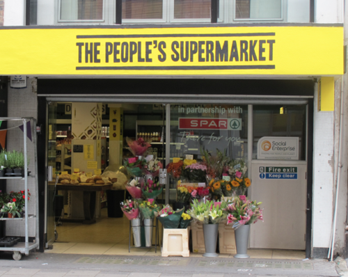 Peoples-Supermarket